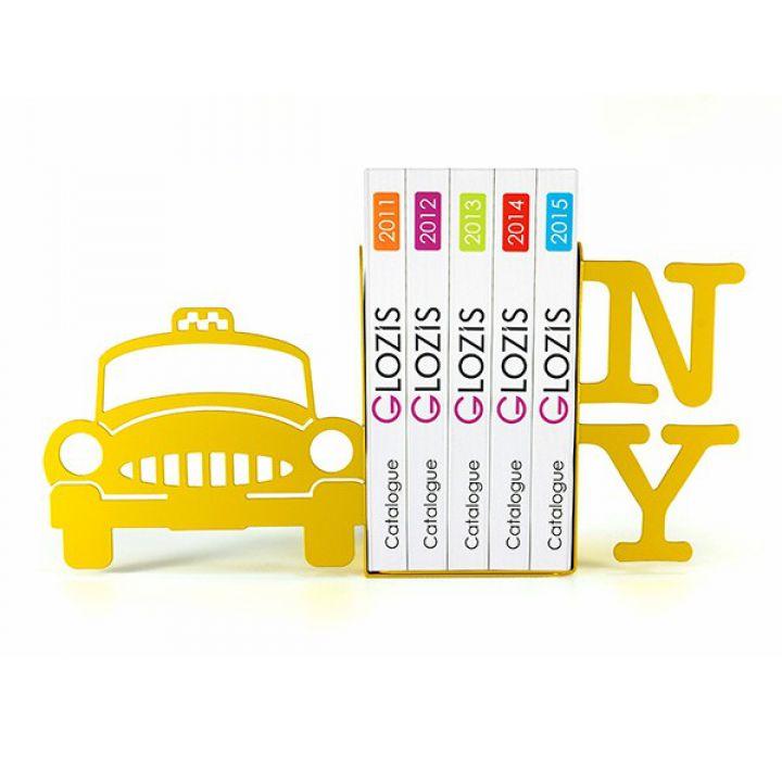 Залізна підставка для книг на стіл New York