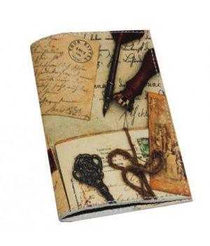 Шкіряна обкладинка для паспорта/закордонного паспорта -Бізнес-