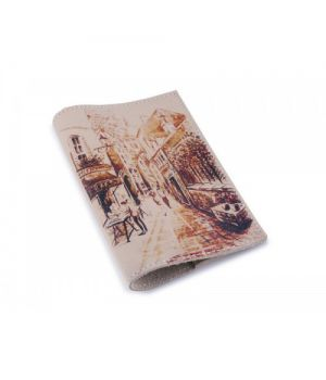 Винтажная обложка для паспорта/загранпаспорта -Франция-