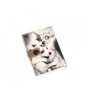 Обложка для ID паспорта -Чихуа-