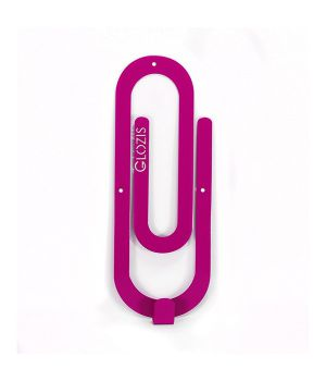 Настенная вешалка для одежды Glozis Clip Purple
