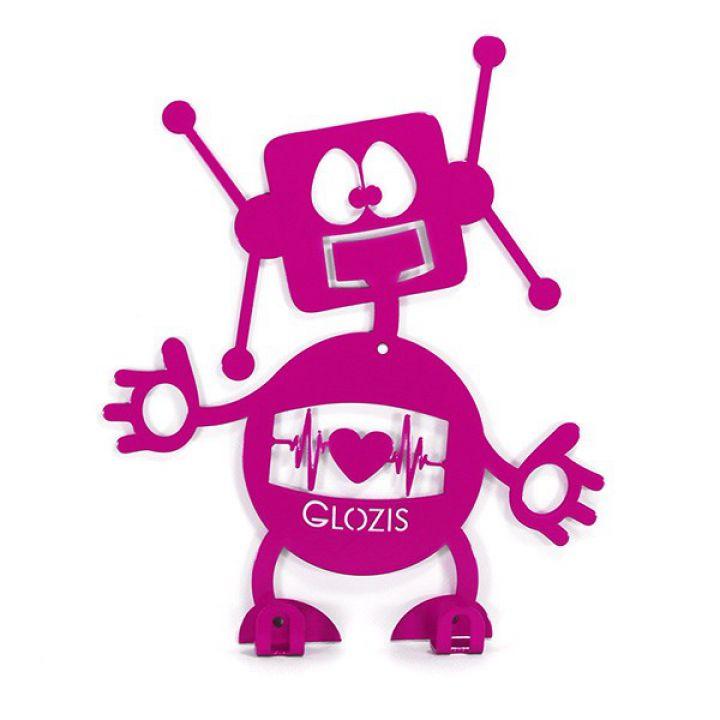 Вешалка гардеробная настенная Glozis Robot