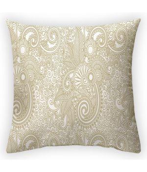 Декоративная подушка Флора