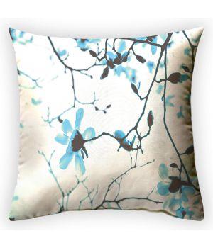 Декоративная подушка Утреннее цветение