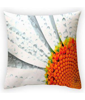 Декоративная подушка Ромашка