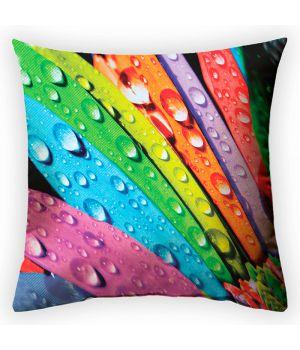 Декоративная подушка Утренняя радуга