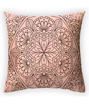 Декоративная подушка Узорное кружево 4