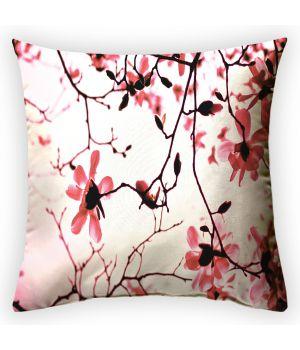 Декоративная подушка Цветение заката