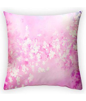 Декоративная подушка Цветочный ветер