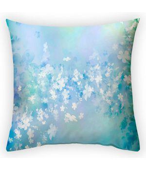 Декоративная подушка Цветочный вихрь