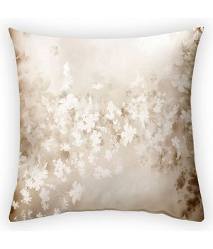 Декоративная подушка Цветочный туман