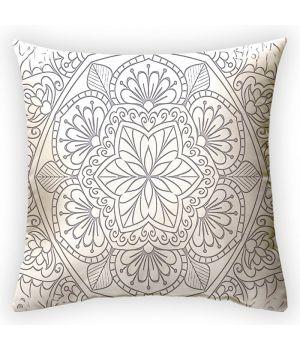 Декоративная подушка Узорное кружево 1