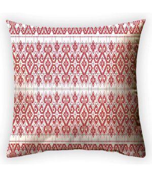 Декоративная подушка Узоры Украины