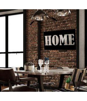 """Постер """"HOME"""" 30x40 cm"""