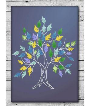 """Постеры на холсте """"Tree"""" 30x40 cm"""
