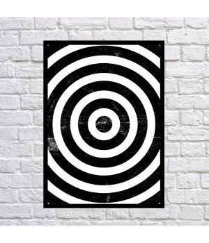 Прикольний інтер'єрний постер Мета, 42х59 см