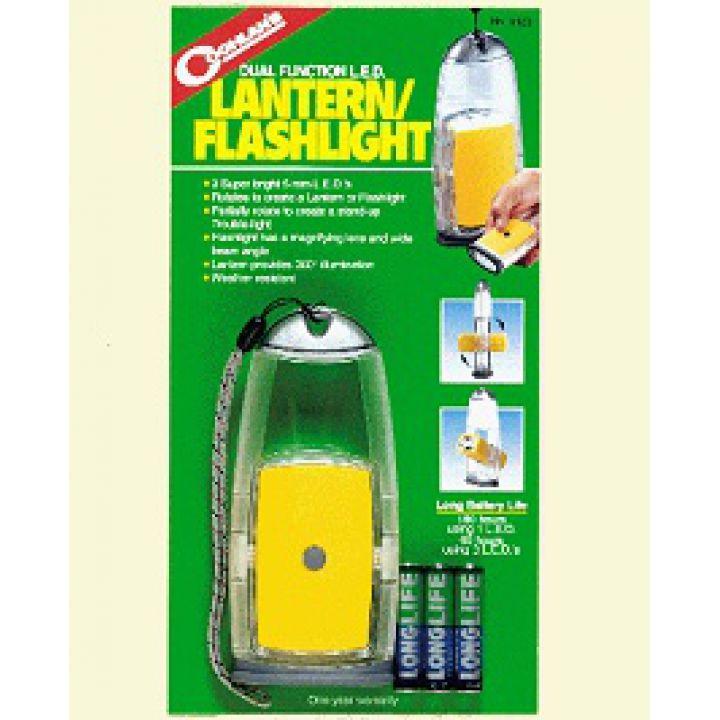 Лампа/фонарь светодиодный Coghlan's Lantern/Flashlight 0420