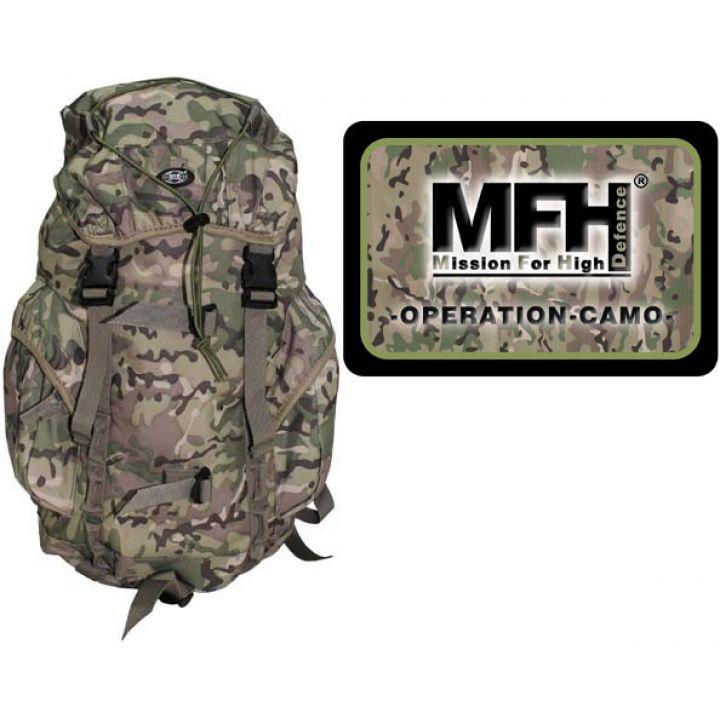 """Камуфляжный рюкзак 25л MFH """"Recon II"""" operation-camo 30347X"""