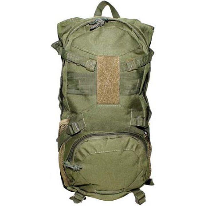 """Камуфляжный рюкзак 25л американского (США) типа MFH """"Combat"""" оливковый 30373B"""