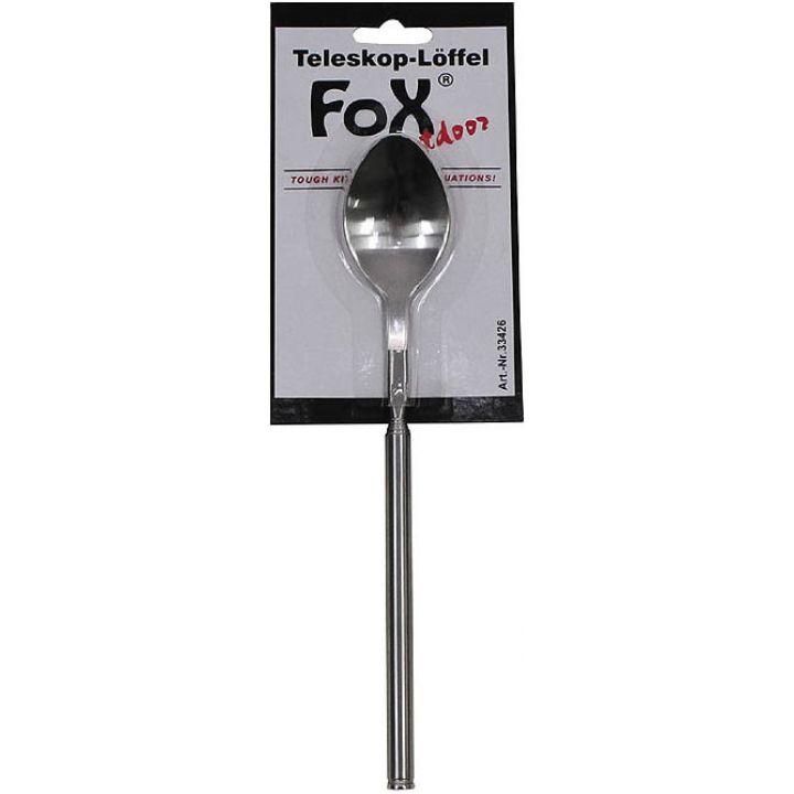 Ложка телескопическая Fox Outdoor 33426