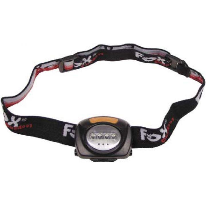 Фонарь налобный светодиодный Fox Outdoor Headlamp 26405
