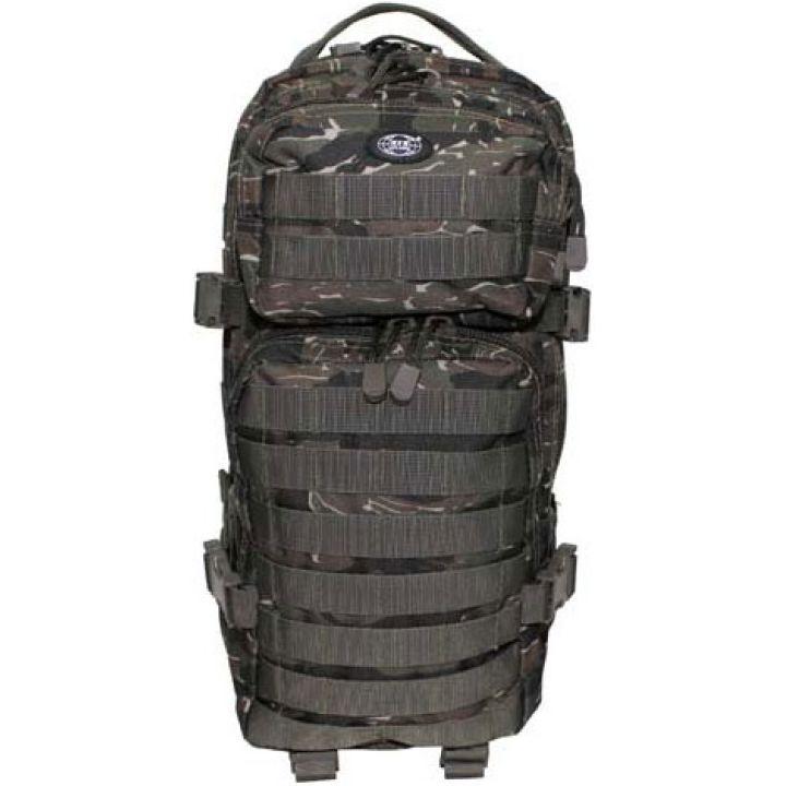 "Рюкзак камуфляжний 30л американського (США) типу MFH ""Assault I"" тигровий камуфляж 30333C"