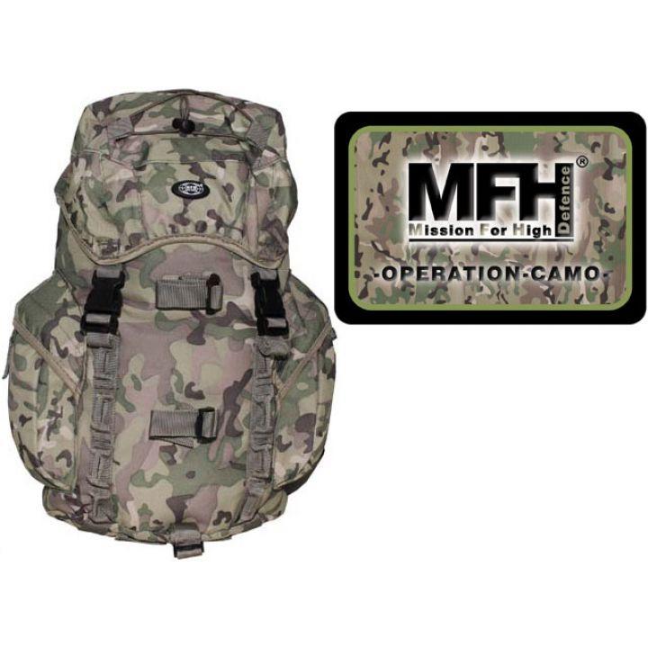 """Камуфляжный рюкзак 15л MFH """"Recon I"""" operation-camo 30345X"""
