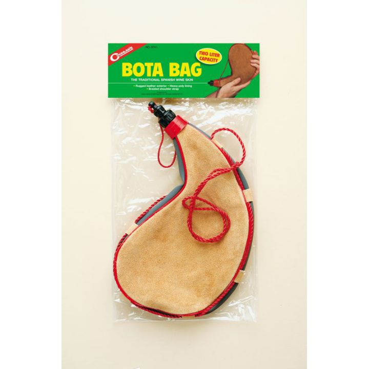 Фляга 2л іспанська для вина Coghlan's Bota bag 0741
