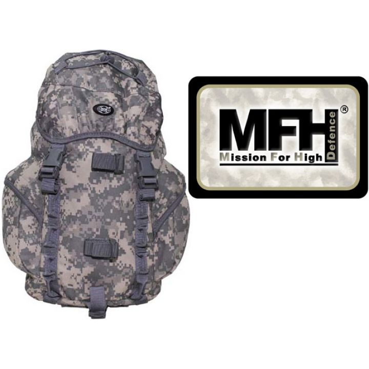"""Камуфляжный рюкзак 15л MFH """"Recon I"""" пиксельный камуфляж 30345Q"""
