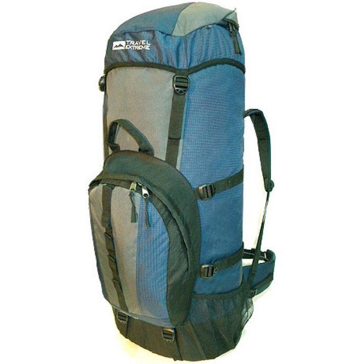 Походный рюкзак Travel Extreme Trek 65 синий