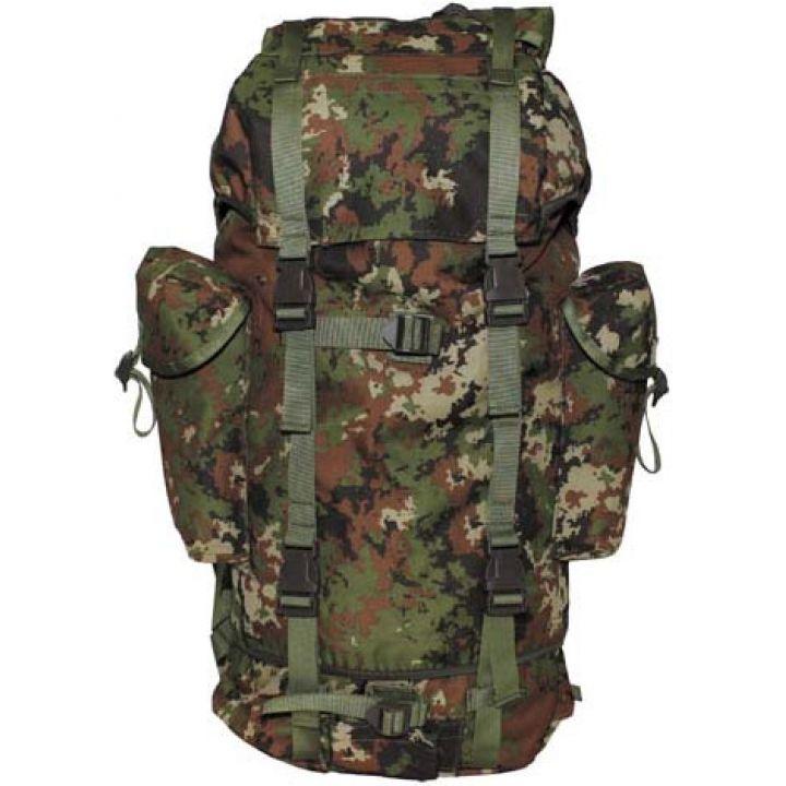 Рюкзак камуфляжный 65л камуфляж MFH 30253L