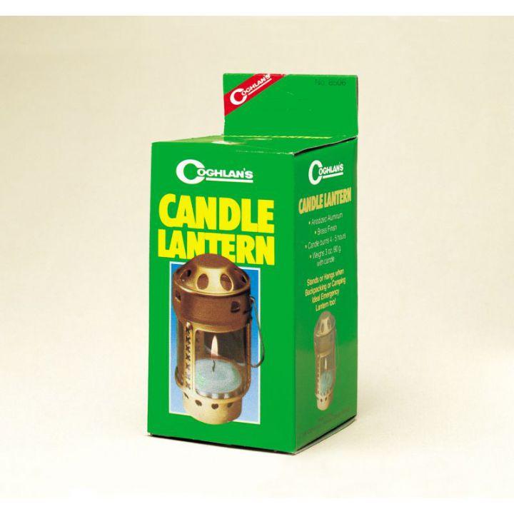 Лампа для чайных свечей Coghlan's Candle Lantern 8506