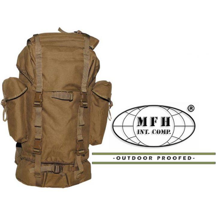 Рюкзак камуфляжний 65л койот MFH 30253R