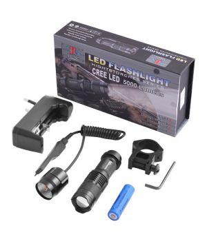 Підствольний ліхтарик Bailong Police BL-Q8468