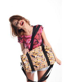 Текстильная сумка с рисунком 57680