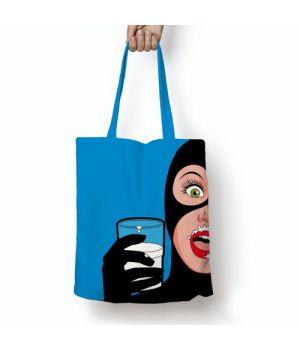 Текстильная сумка с рисунком 57651