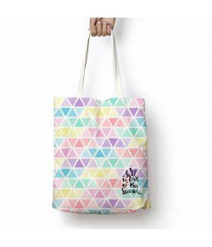 Текстильная сумка с рисунком 57661