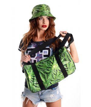 Текстильная сумка с рисунком 57681