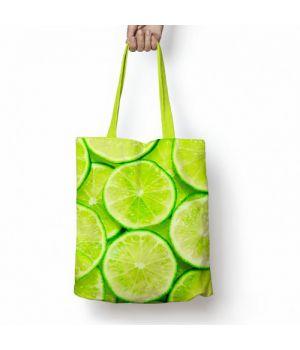 Текстильная сумка с рисунком 57662