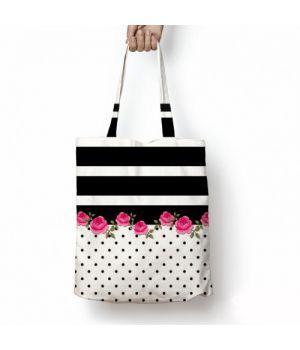 Текстильная сумка с рисунком 57663