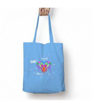 Текстильная сумка с рисунком 57655