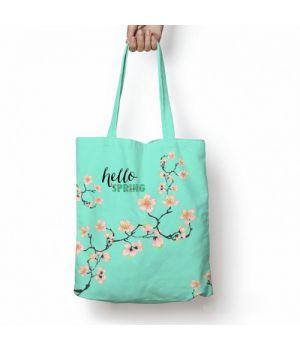 Текстильная сумка с рисунком 57665