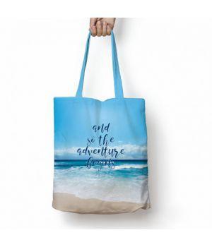Текстильная сумка с рисунком 57666