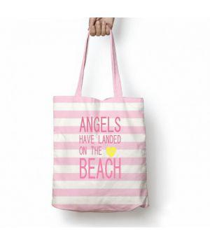 Текстильная сумка с рисунком 57657