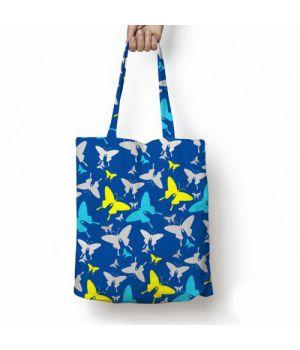 Текстильная сумка с рисунком 57658