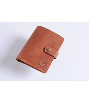 Чоловічий шкіряний кошелек гаманець, 76621