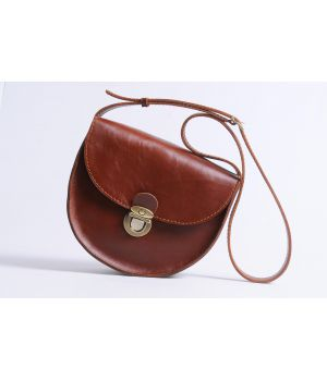 Стильная сумка из натуральной кожи, 77401