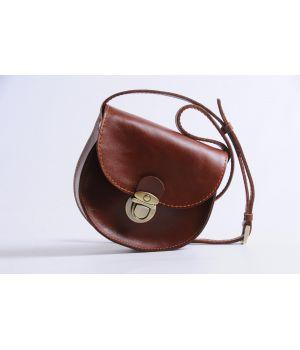 Стильная сумка из натуральной кожи, 77421