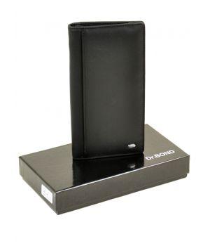 Кожаный мужской кошелек бумажник ручной работы, 76412