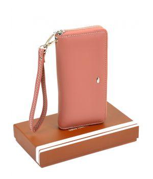 Женский кошелек-сумочка W38 light-orange, 76432